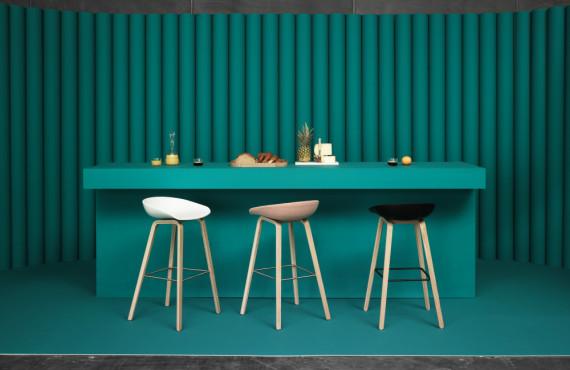 About a stool miljö