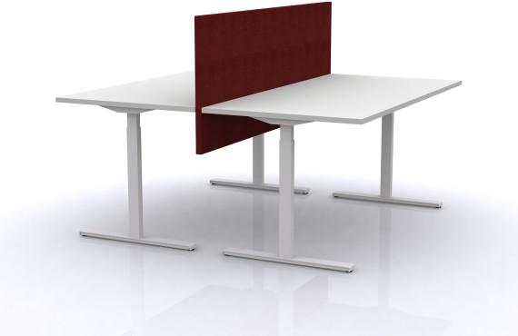 548 bordsskärm och bord vita