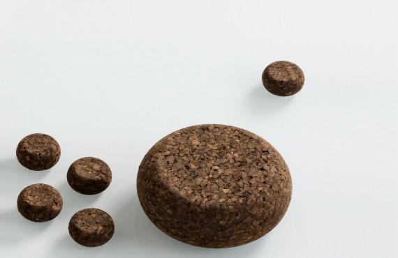 Mood magneter kork