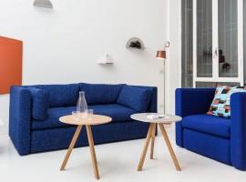 Hackney soffa