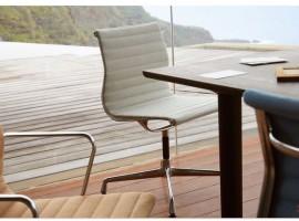 Aluminium chairs EA detalj