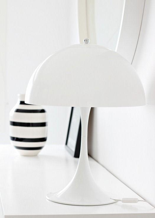 panthella belysning alfa. Black Bedroom Furniture Sets. Home Design Ideas